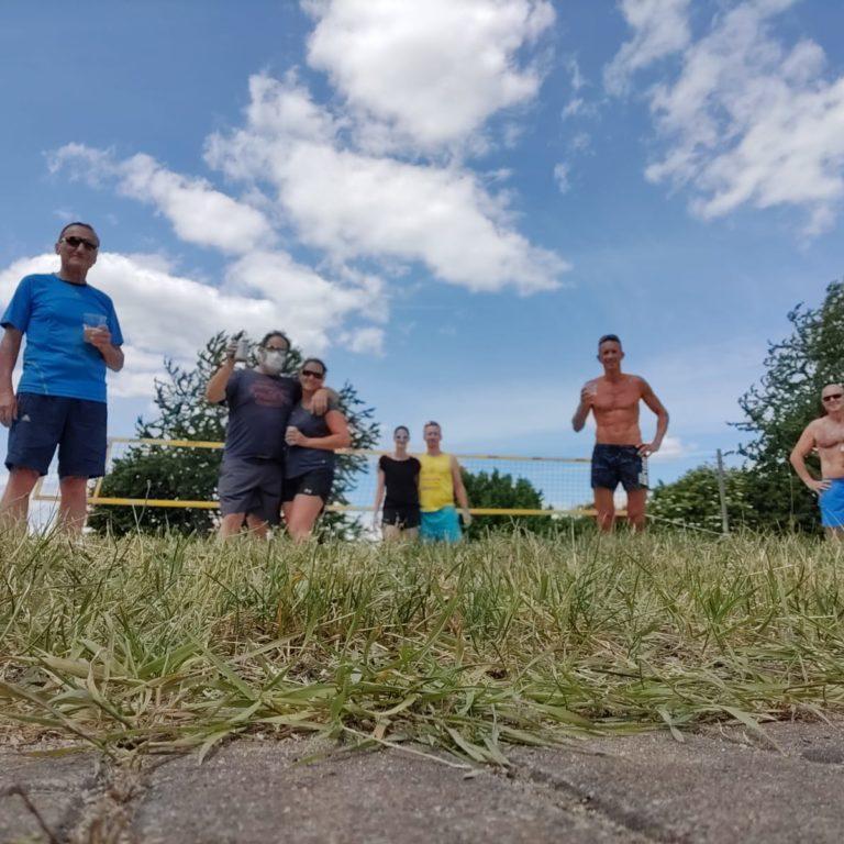 Volleyball in Zeiten von Corona
